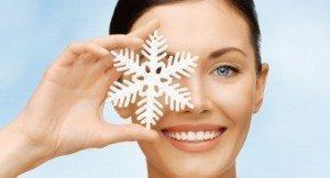 Proteger piel durante el invierno
