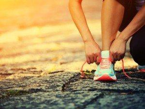 andar o correr