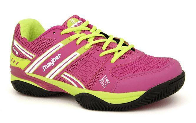 zapatillas padel mujer