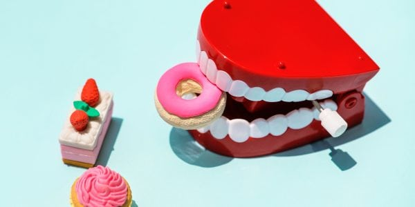 dientes de mentira