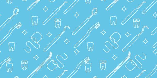 ilustración dentista.